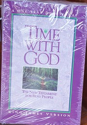 Time With God: King James Version/the New…