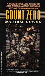Count Zero por William Gibson