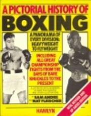 A Pictorial History of Boxing – tekijä:…