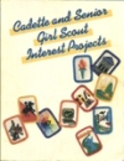 Cadette & Senior Girl Scout Interest…