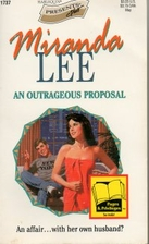 An Outrageous Proposal by Miranda Lee