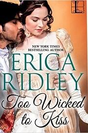 Too Wicked To Kiss (Zebra Debut) de Erica…