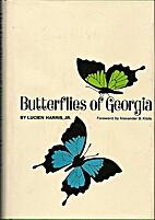 Butterflies of Georgia by Lucien Harris