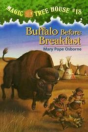 Buffalo Before Breakfast av Mary Pope…