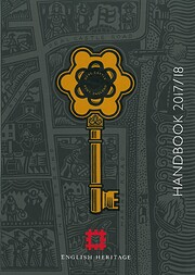 English Heritage Handbook 2017/18