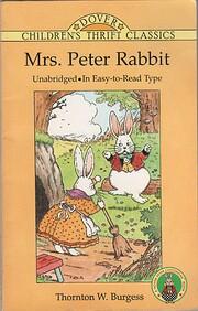 Mrs. Peter Rabbit (Dover Children's…