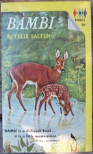 Bambi: A Life in the Woods by Felix Salten   LibraryThing