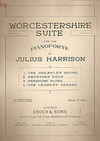 Worcestershire Suite, for the pianoforte. 1.…