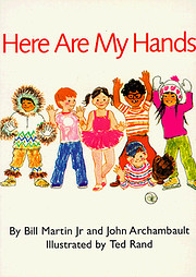Here Are My Hands por Jr. Martin, Bill