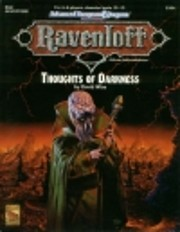Thoughts of Darkness (AD&D/Ravenloft Module…