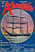 ADVENTURE MARCH 1934 VOL. LXXXVIII NO. 3 by…