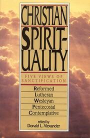 Christian Spirituality: Five Views of…