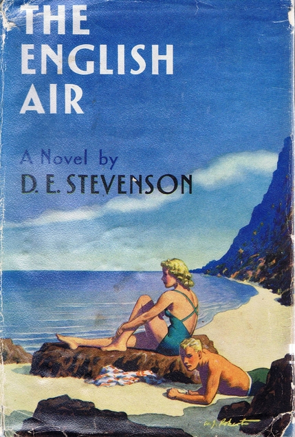 The English Air cover