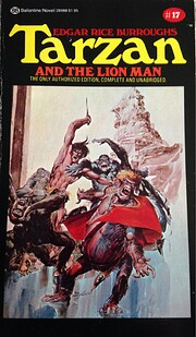 Tarzan and the Lion Man de Edgar Rice…