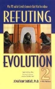 Refuting Evolution 2 af Jonathan Sarfati