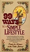 99 ways to a simple lifestyle by center for…