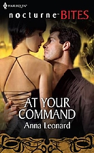 At Your Command by Anna Leonard