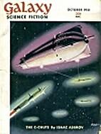 Galaxy Science Fiction 1951 October, Vol. 3,…