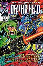 The Incomplete Death's Head #3 - Contractual…