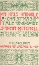 Mr. Kris Kringle A Christmas Tale by S. Weir…