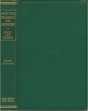 Analytical mechanics for engineers por Fred…
