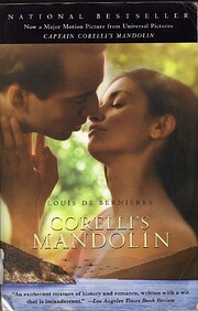 Corelli's Mandolin: A Novel af Louis De…