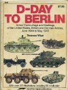 D-Day to Berlin: Armour Camouflage and…