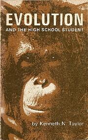Evolution af Kenneth N. Taylor