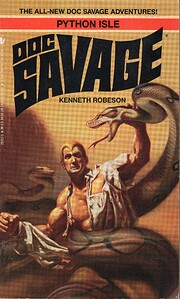 Python Isle de Kenneth Robeson