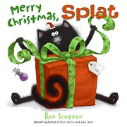 Merry Christmas, Splat af Rob Scotton