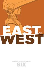 East of West Volume 6 – tekijä: Jonathan…