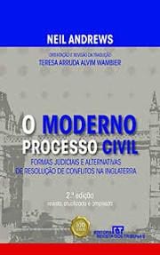 O moderno processo civil: formas judiciais e…