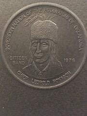 The Potawatomi people (citizen band) af…