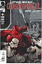 Star Wars: Crimson Empire III by Dark Horse…