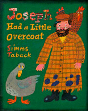 Joseph Had a Little Overcoat (Caldecott…