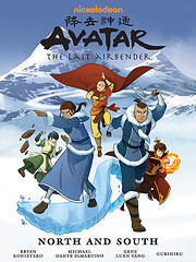 Avatar: The Last Airbender--North and South…