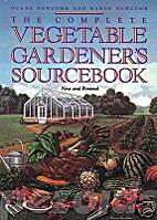 The Complete Vegetable Gardener's…