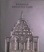 Baroque architecture por Christian…
