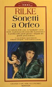 Sonetti a Orfeo av Rainer Maria Rilke
