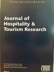 Journal of Hospitality & Tourism Research :…