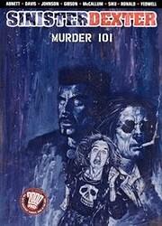 Sinister Dexter: Murder 101 por Simon Davis