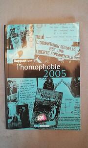 Rapport ... sur l'homophobie – tekijä:…
