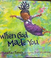 When God Made You de Matthew Paul Turner