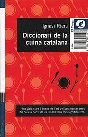 Diccionari de la cuina catalana de Ignasi…