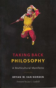 Taking Back Philosophy: A Multicultural…