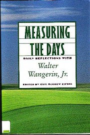 Measuring the days : daily reflections with…