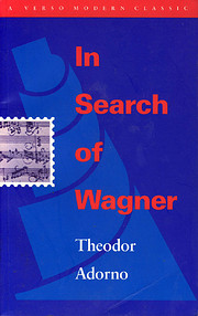 In Search of Wagner (Verso Modern Classics)…