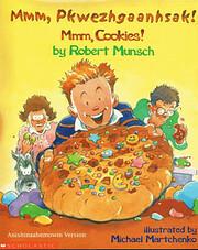 Mmm, Cookies! av Robert Munsch