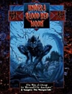 Under A Blood Red Moon by Tony Harris