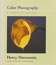 Color Photography: A Working Manual –…